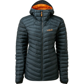 Rab Cirrus Alpine Jacket Women beluga